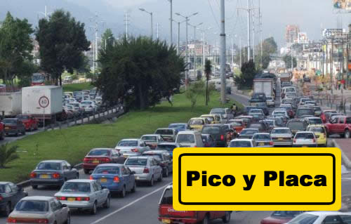 nuevo pico y placa bogota