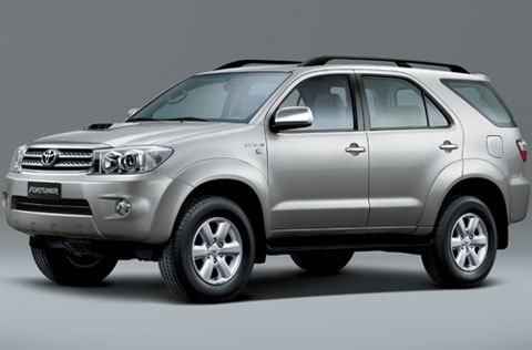 Toyota on Toyota Fortuner Plus Diesel 2 011 Autom  Tica   Colcarros