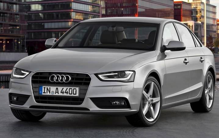 audi a4 nuevo 4