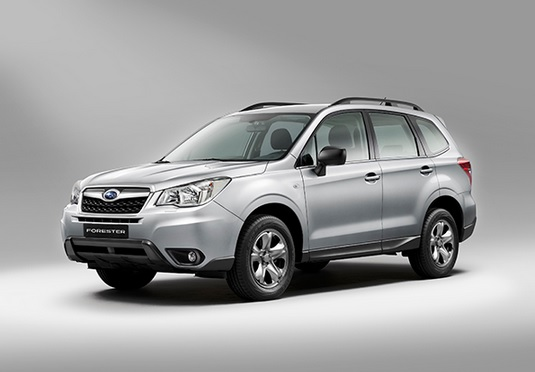 forester xmode2