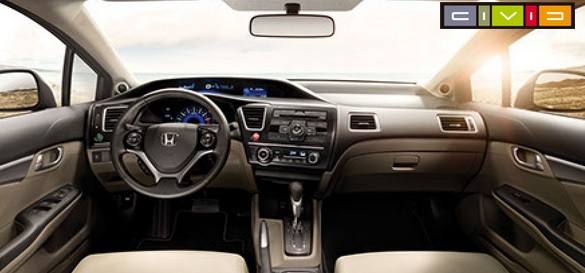 honda civic 2013 5