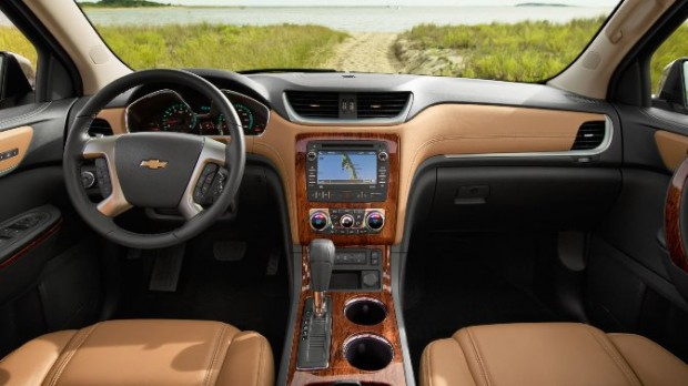 colcarros chevrolet traverse 2014. Black Bedroom Furniture Sets. Home Design Ideas